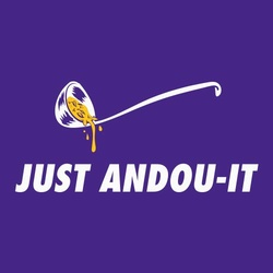 Just Andou-it T-shirt