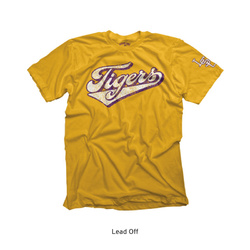 Highland & State Gold Leadoff LSU Tee