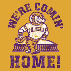 Highland & State - LSU Coming Home Shirt