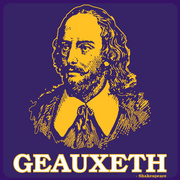 Purple Geauxeth T-Shirt