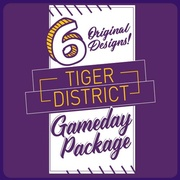 2018 LSU Gameday Package